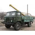 Аренда ямобура ГАЗ 66